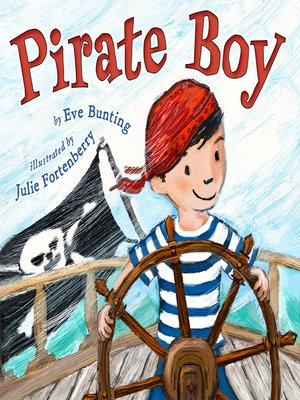 cover image of Pirate Boy
