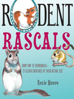 cover image of Rodent Rascals