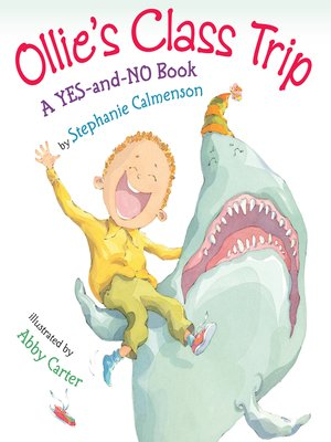 cover image of Ollie's Class Trip