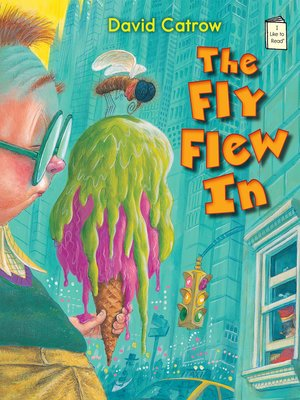 cover image of The Fly Flew In