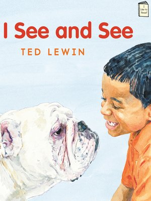 cover image of I See and See