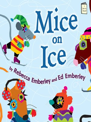 cover image of Mice on Ice