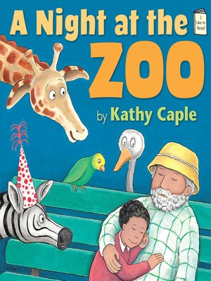 cover image of A Night at the Zoo