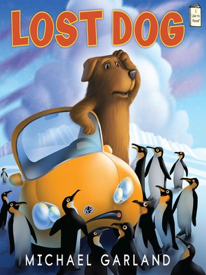 cover image of Lost Dog