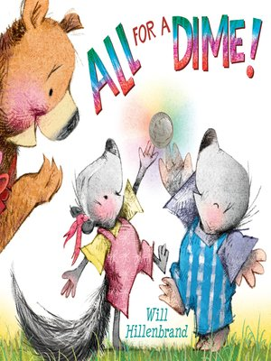 cover image of All For a Dime