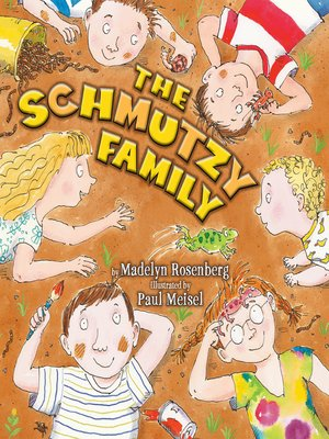 cover image of The Schmutzy Family