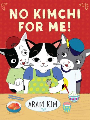 cover image of No Kimchi For Me