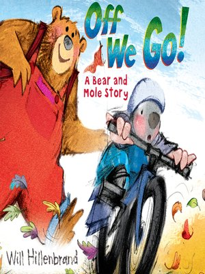 cover image of Off We Go!