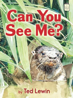 cover image of Can You See Me?
