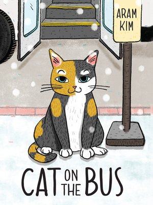 cover image of Cat on the Bus