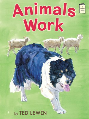 cover image of Animals Work
