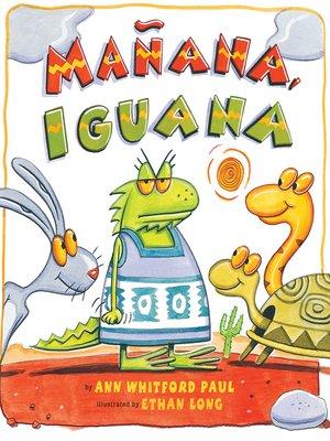 cover image of Manana, Iguana