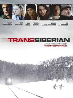 cover image of Transsiberian