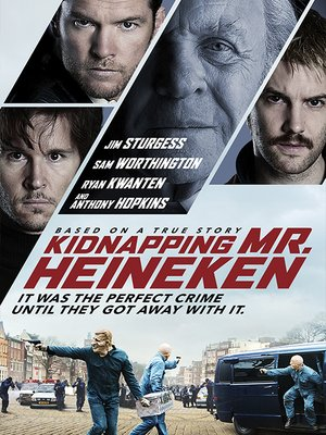 cover image of Kidnapping Mr. Heineken