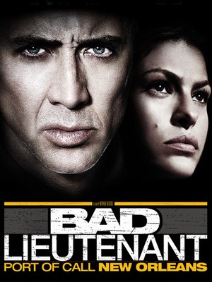 cover image of Bad Lieutenant