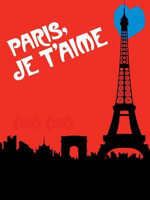 cover image of Paris Je T'aime