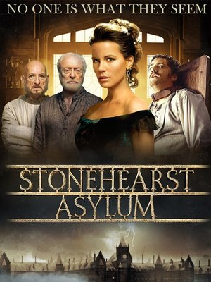 cover image of Stonehearst Asylum