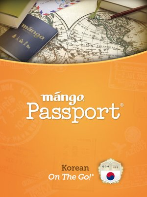 cover image of Korean On The Go