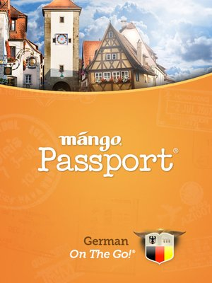 cover image of German On The Go