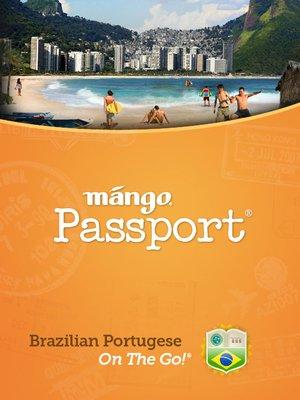cover image of Brazilian Portuguese On The Go