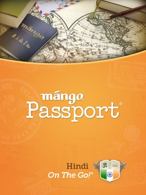cover image of Hindi On The Go