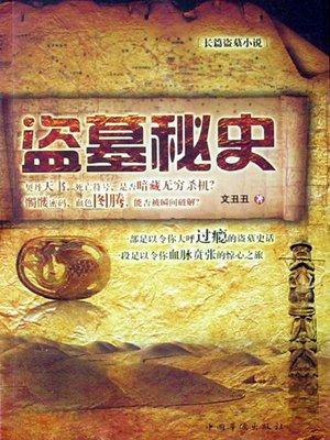 cover image of 盗墓秘史