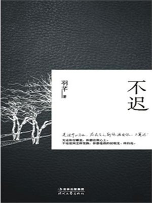 cover image of 不迟