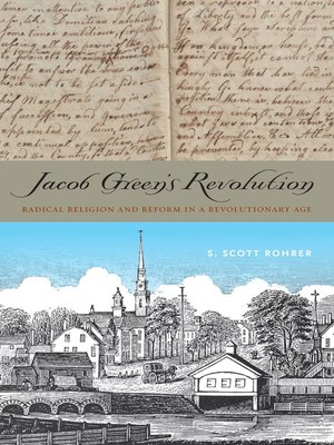 cover image of Jacob Green's Revolution
