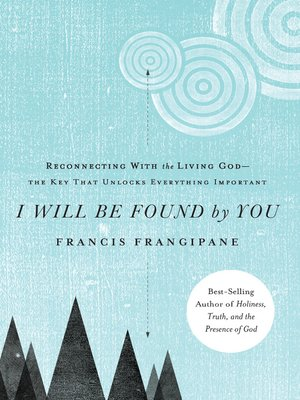 cover image of I Will Be Found By You