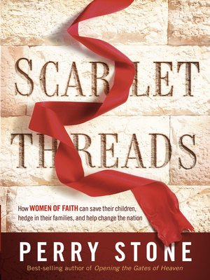 cover image of Scarlet Threads