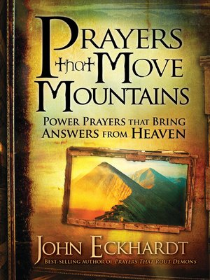 prayers that release heaven and move mountains pdf