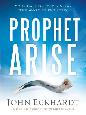 cover image of Prophet, Arise