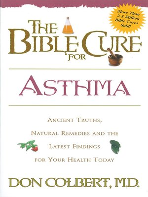 cover image of The Bible Cure for Asthma