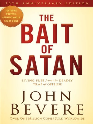 cover image of The Bait of Satan