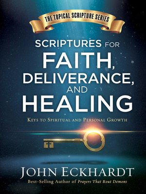 cover image of Scriptures for Faith, Deliverance, and Healing