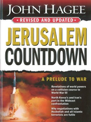 cover image of Jerusalem Countdown