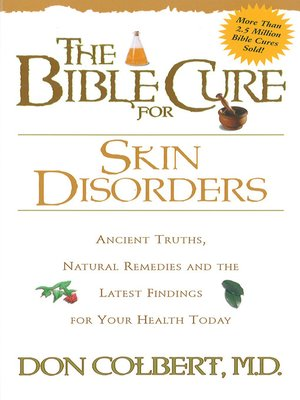 cover image of The Bible Cure for Skin Disorders