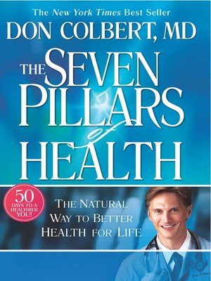 cover image of Seven Pillars Of Health