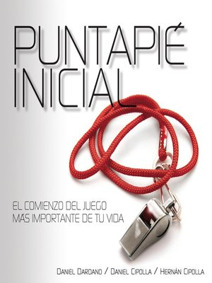 cover image of Puntapié inicial
