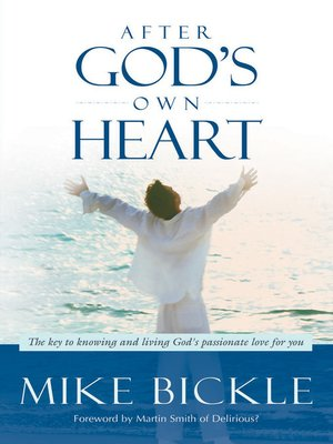 cover image of After God's Own Heart