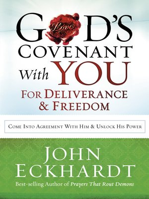 cover image of God's Covenant With You for Deliverance and Freedom