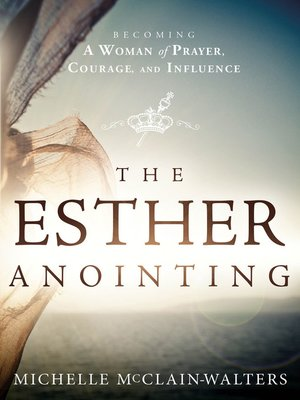 cover image of The Esther Anointing