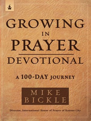 cover image of Growing in Prayer Devotional