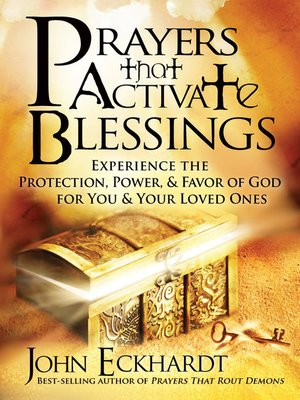 cover image of Prayers that Activate Blessings