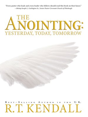 cover image of The Anointing