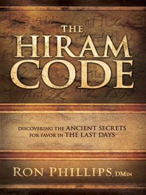 cover image of The Hiram  Code