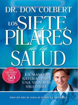cover image of Los Siete Pilares De La Salud