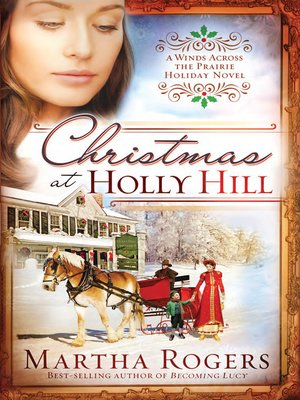 cover image of Christmas At Holly Hill