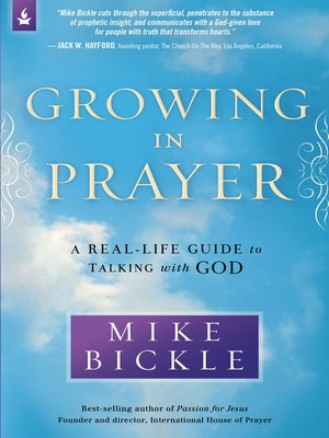 cover image of Growing in Prayer