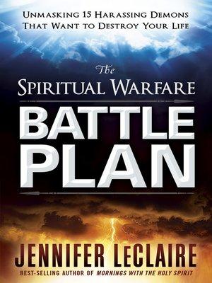 cover image of The Spiritual Warfare Battle Plan